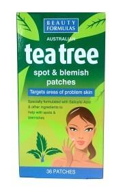 Bild på Tea Tree Spot & Blemish Patches 36 st