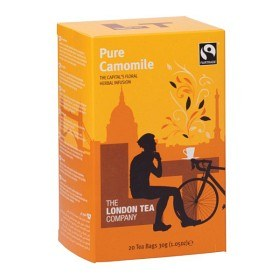 Bild på The London Tea Company Pure Camomile 20 st