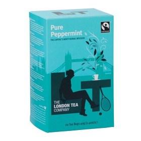 Bild på The London Tea Company Pure Peppermint 20 st