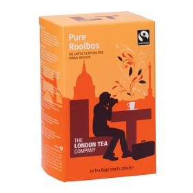 Bild på The London Tea Company Pure Rooibos 20 st