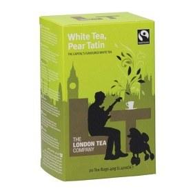 Bild på The London Tea Company White Tea, Pear Tatin 20 st