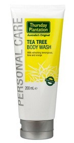 Bild på Thursday Plantation Tea Tree Organic Body Wash 200ml