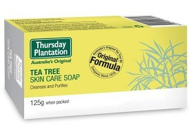 Bild på Thursday Plantation Tea Tree Organic Soap