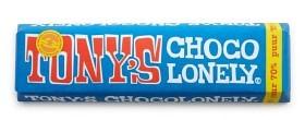 Bild på Tony's Chocolonely Dark Chocolate 70% 47 g