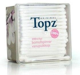 Bild på Topz Bomullspinnar 200 st