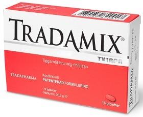 Bild på Tradamix 16 tabletter