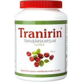 Bild på Tranirin 100 kapslar