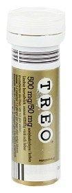 Bild på Treo, brustablett 500 mg/50 mg 10 st