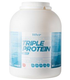 Bild på Triple Protein Jordgubb 3 kg