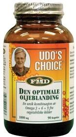 Bild på Udo's Choice Oljeblandning 90 kapslar