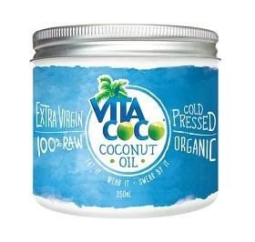 Bild på Vita Coco Extra Virgin Kokosolja 250 ml