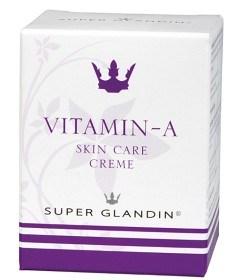 Bild på Super Glandin Vitamin-A Skin Care Creme 50 ml