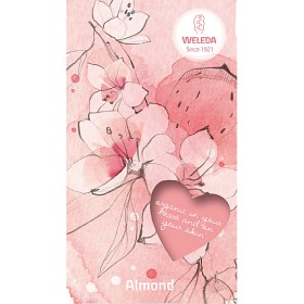 Bild på Weleda Almond Body Wash & Body Lotion