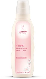 Bild på Weleda Almond Sensitive Body Lotion 200 ml