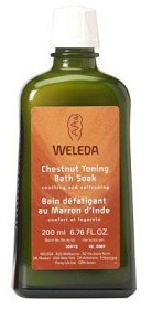 Bild på Weleda Chestnut Toning Bath Soak 200 ml