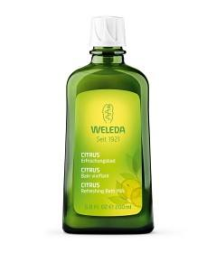 Bild på Weleda Citrus Refreshing Bath Milk 200 ml