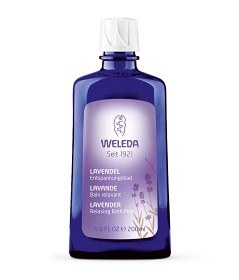 Bild på Weleda Lavender Relaxing Bath Milk 200 ml