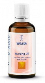 Bild på Weleda Nursing Oil 50 ml