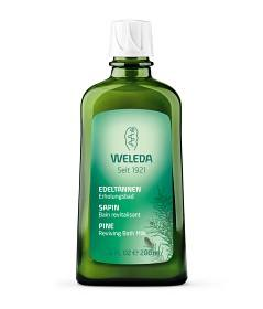 Bild på Weleda Pine Reviving Bath Milk 200 ml