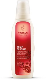 Bild på Weleda Pomegranate Regenerating Body Lotion 200 ml