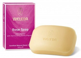 Bild på Weleda Rose Soap 100 g