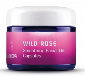 Bild på Weleda Wildrose Smoothing Facial Oil Capsules 30 kapslar