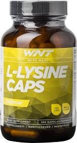 Bild på WNT L-Lysine Caps 500 mg 100 kapslar