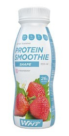 Bild på WNT Protein Smoothie Jordgubb 330 ml