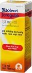 Bisolvon Jordgubb, oral lösning 0,8 mg/ml 125 ml
