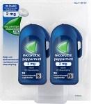 Nicorette Pepparmint, komprimerad sugtablett 2 mg 4 x 20 st