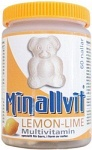 Minallvit Lemon-Lime 60 st