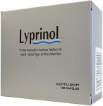 Lyprinol 100 kapslar