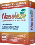 Nasaleze Mint 2 x 500 mg