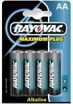 Rayovac Maximum PLUS AA (R6) 4 st