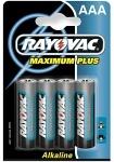 Rayovac Maximum PLUS AAA (LR03) 4 st