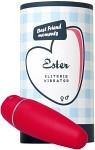 Ester Klitorisvibrator röd