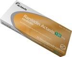 Ranitidin Actavis, filmdragerad tablett 150 mg 10 st