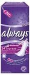 Always Freshness Large trosskydd 24 st parfymerad