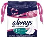 Always Silk Normal Plus 12 st oparfymerad