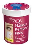 Andrea Eye Q's Remover Pads Oil Free 65 st