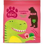 Bear Dino Paws Jordgubb & Äpple 20 g
