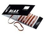 Blax Snag-Free Hair Elastic Amber 8 st