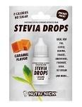 Nutri-Nick Stevia Drops Pocket Pack Caramel 10 ml
