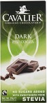 Cavalier Choklad Stevia Dark 85 g