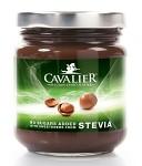 Cavalier stevia Hasselnötskräm 200 g