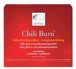 Chili Burn 120 tabletter