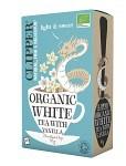 Clipper Organic White Tea Vanilla 26 st