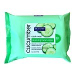 Cucumber Cleansing Facial Wipes 30 st
