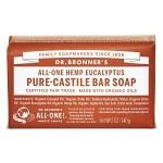Dr Bronner Eucalyptus Bar Soap