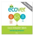 Ecover Maskindiskmedel 25 st